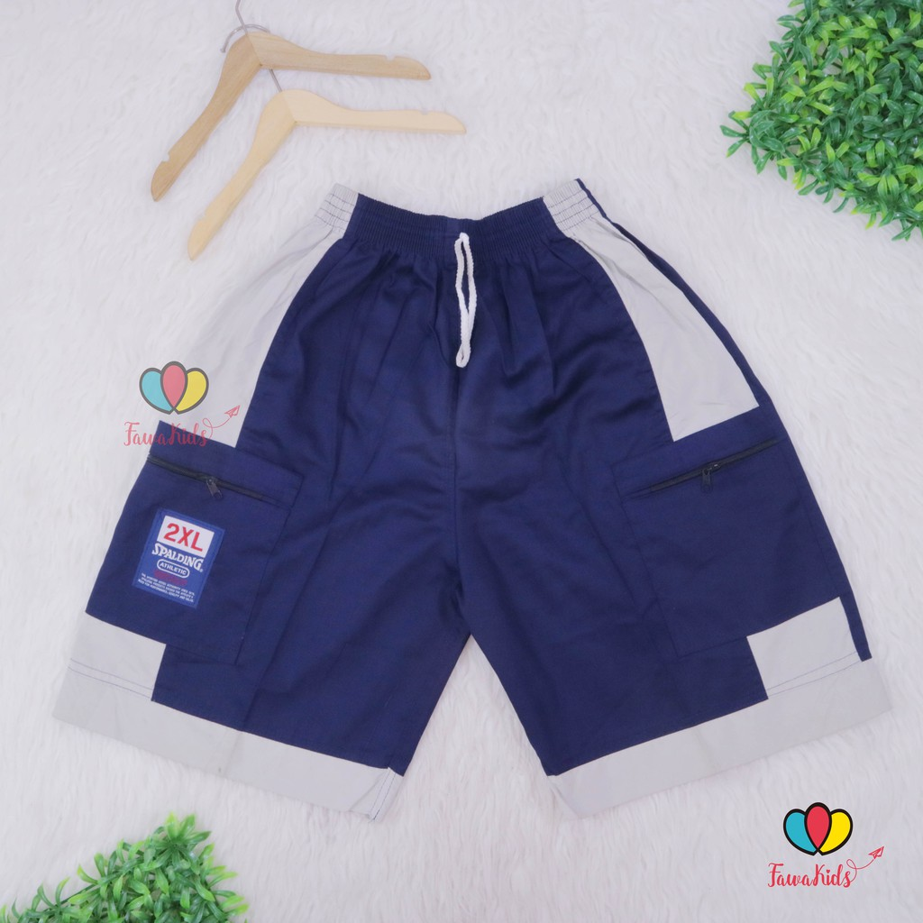 Celana Dual List Fit To Xl Harian Santai Murah Training Pendek Kolor Polos Super Big Size Jumbo Sport Pants Adem Olahra Shopee Indonesia