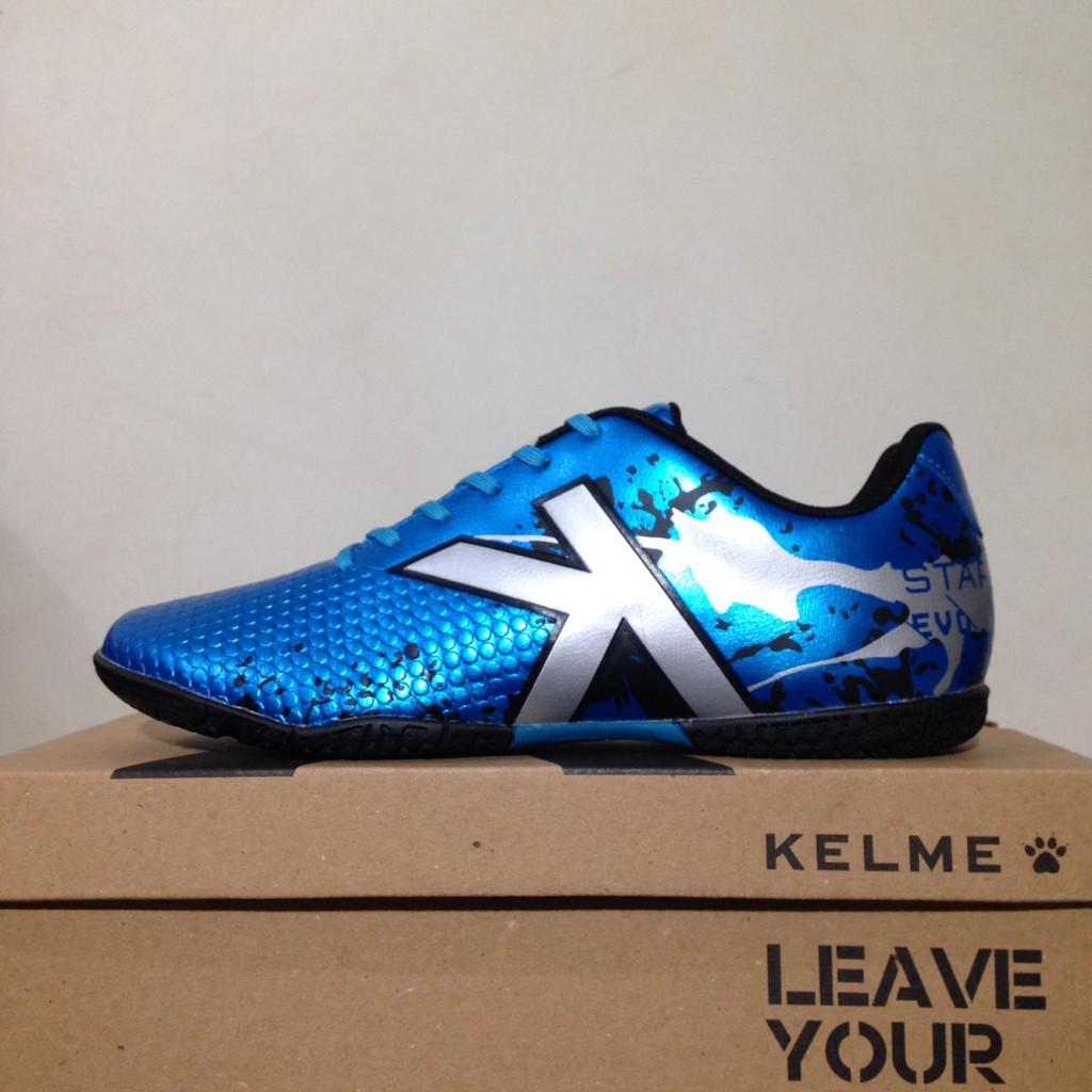 46f7e5c0faf Sepatu Futsal Kelme Salsa (R.Blue Dark Navy)