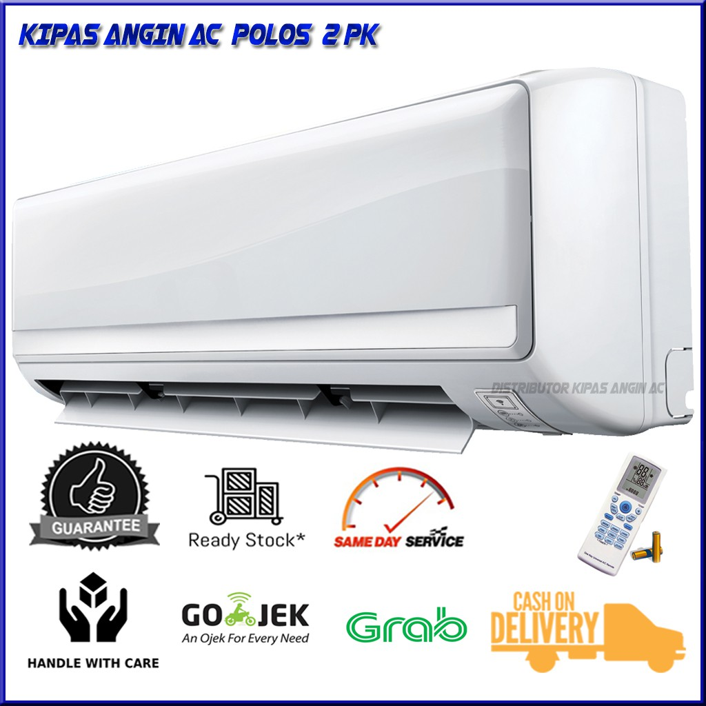 Kipas Angin Model Ac 2pk Polos Shopee Indonesia