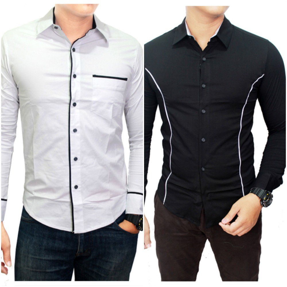 Dompet Pria Masa Kini Wal 375 Shopee Indonesia Jaket Jean Jeans Biru Tua Jak 2044