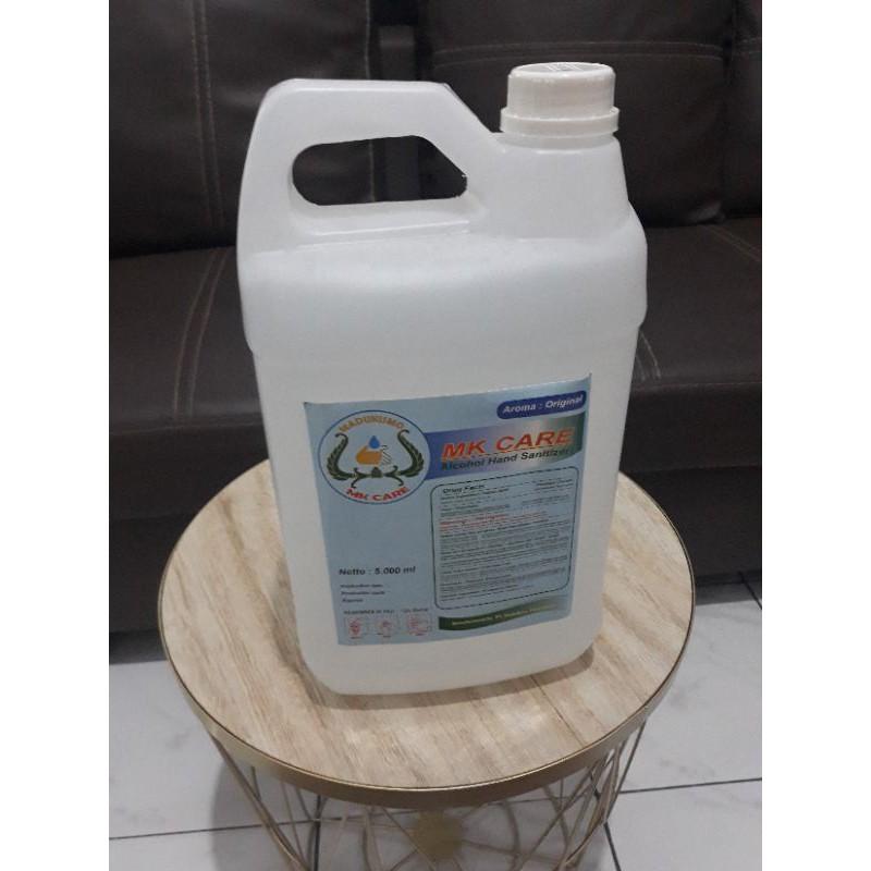 hand sanitizer 5 liter gel