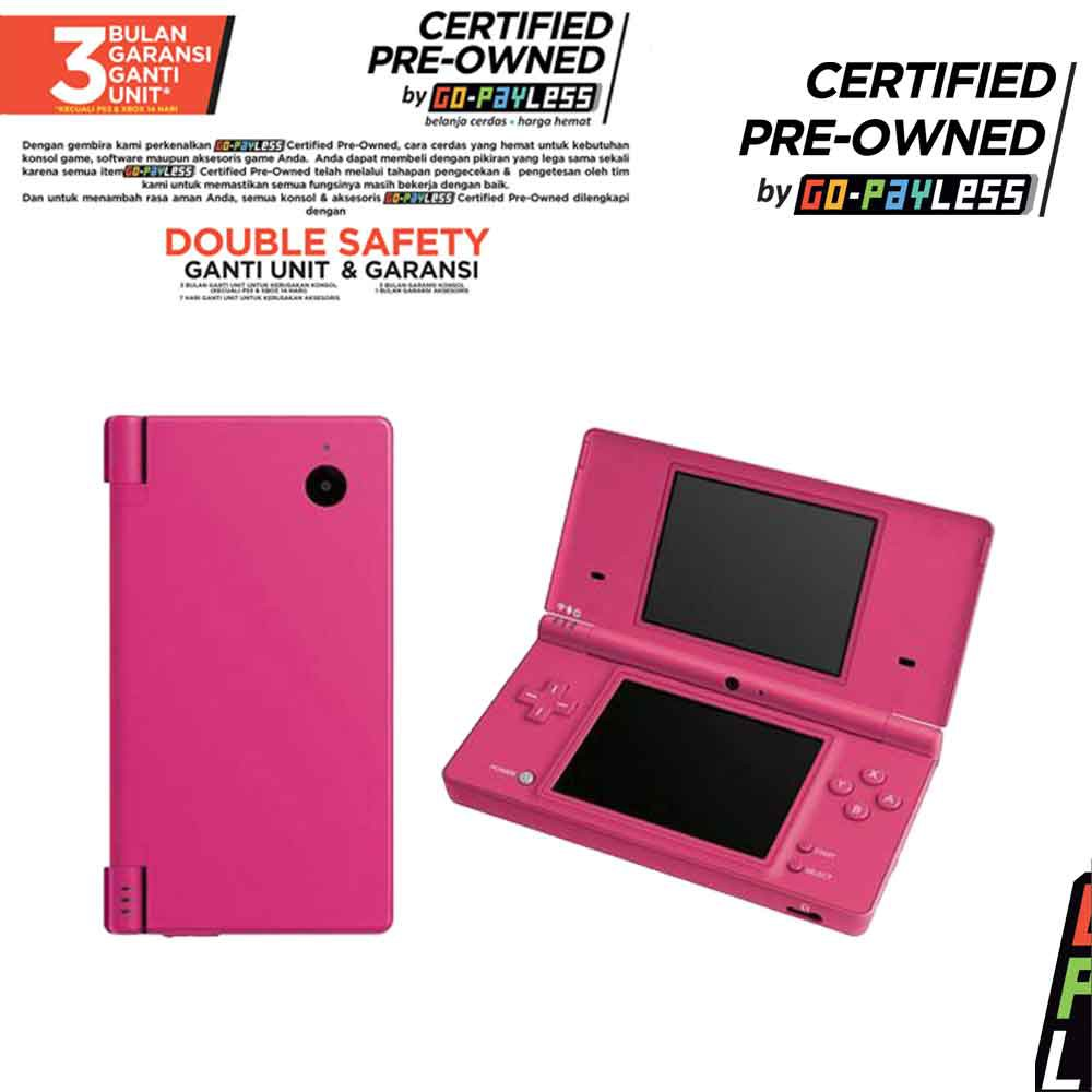 Pre Owned Nintendo 3ds Xl Ll Full Games By Gopayless Shopee New Pink White Cfw Luma 16gb Indonesia
