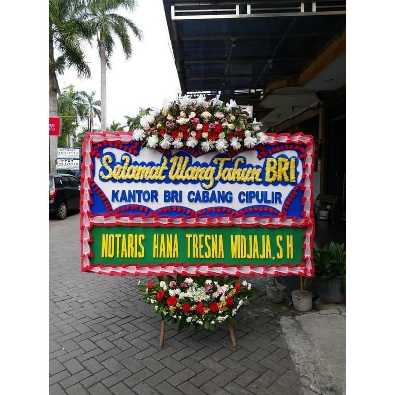 Karangan Bunga Papan Bunga Ucapan Selamat Ulang Tahun Shopee Indonesia