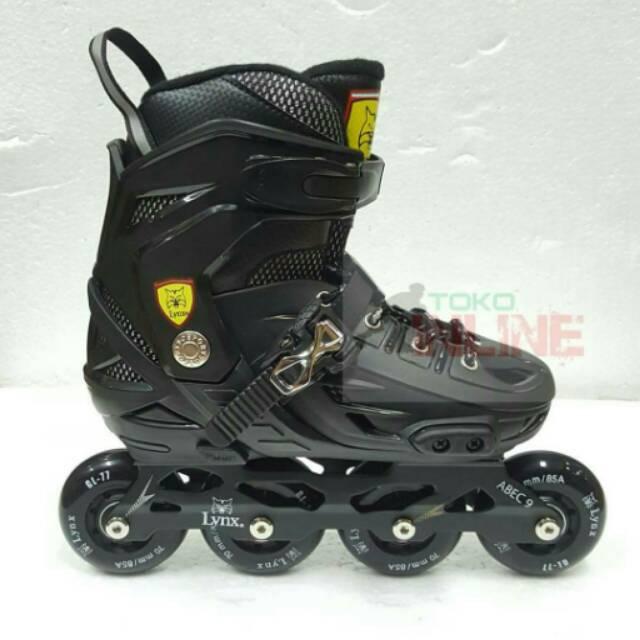 Sepatu Roda Roller Skate Inline Blade Dewasa Khusus Wanita Adult Women  Perempuan ukuran size besar  d856f47864