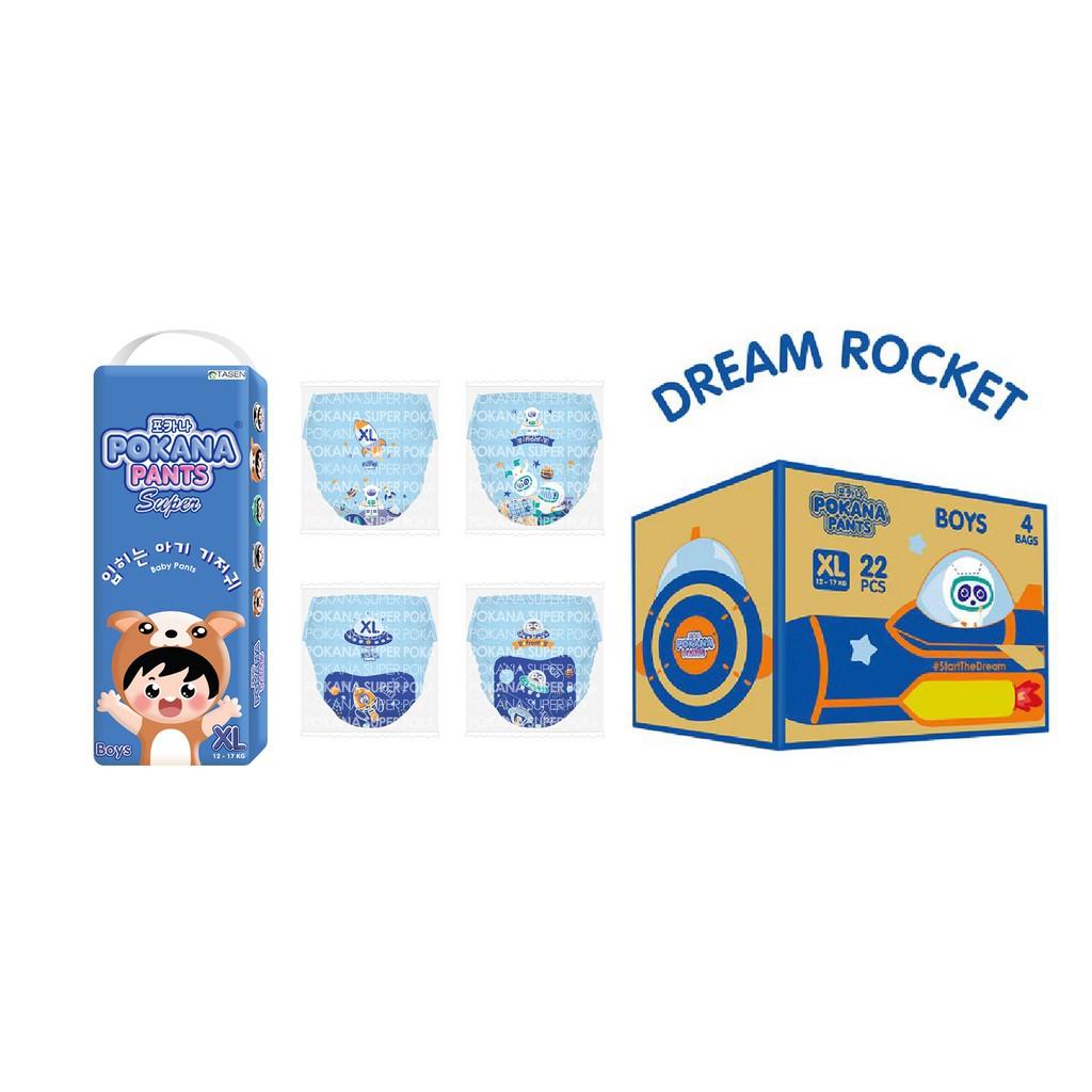 Pokana Pants Surprise Design M 20 1 Bag Shopee Indonesia Popok Reguler