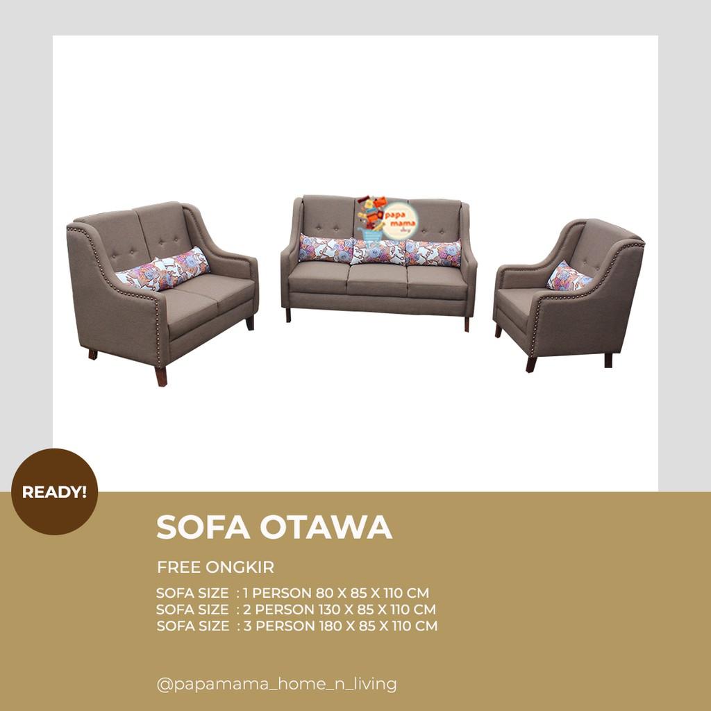Harga Sofa Set Terbaik Furniture