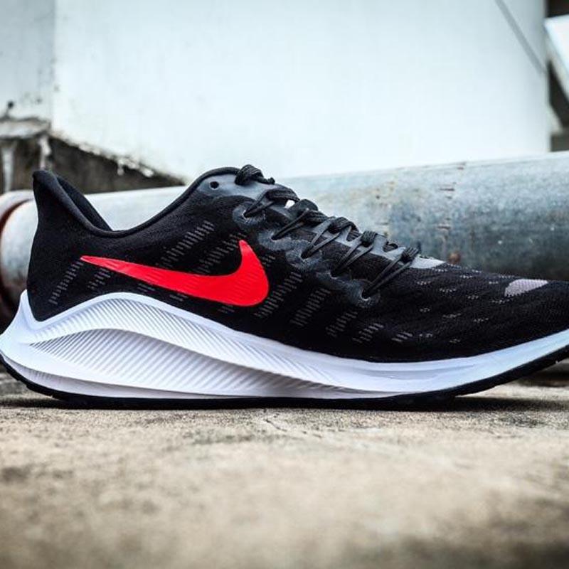 Tender Derecho En Vivo  Sepatu NIKE AIR ZOOM Vomero 14 Muatan Semula Kualiti Tinggi Sepatu lari  black 36-44.5 YIDI | Shopee Indonesia