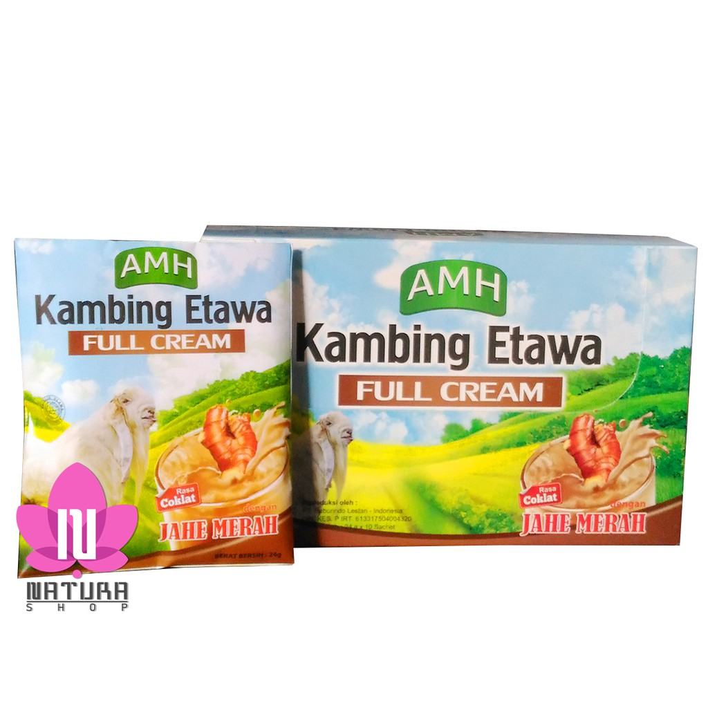 Susu Kambing Etawa Full Cream Jahe Merah Amh Daftar Harga Dijual Ettawa Plus Limited Shopee Indonesia