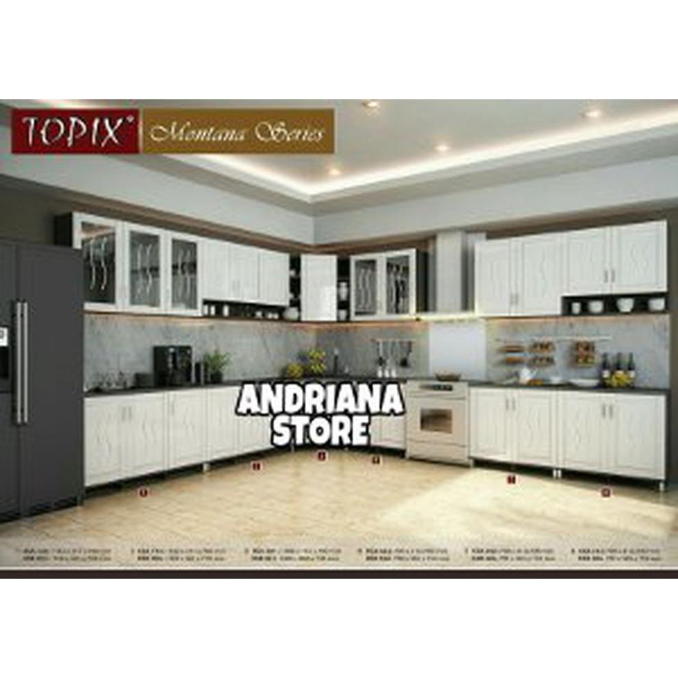 Kitchen set shopee indonesia