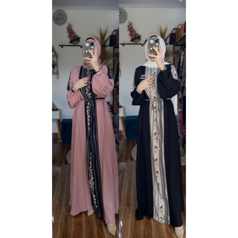 Gamis alana amore by ruby