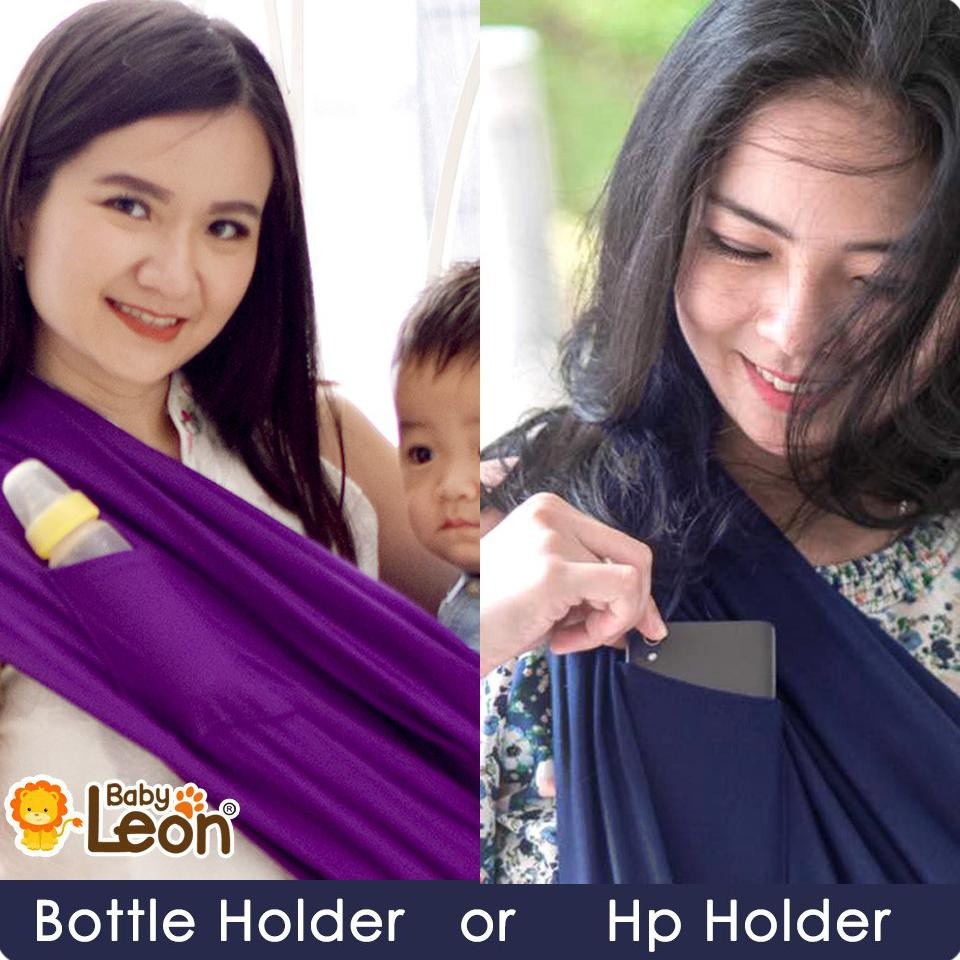 Tv498 Baby Leon Gendongan Bayi Kaos Polos Geos Praktis Mere Et Moi Blister Red M Simple Gak Ribet By 44 Gb Blue Shopee Indonesia