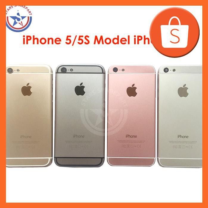 iphone 5   5S model iphone 6 Housing   Casing   Back case   Backdoor ... a9faee37e5