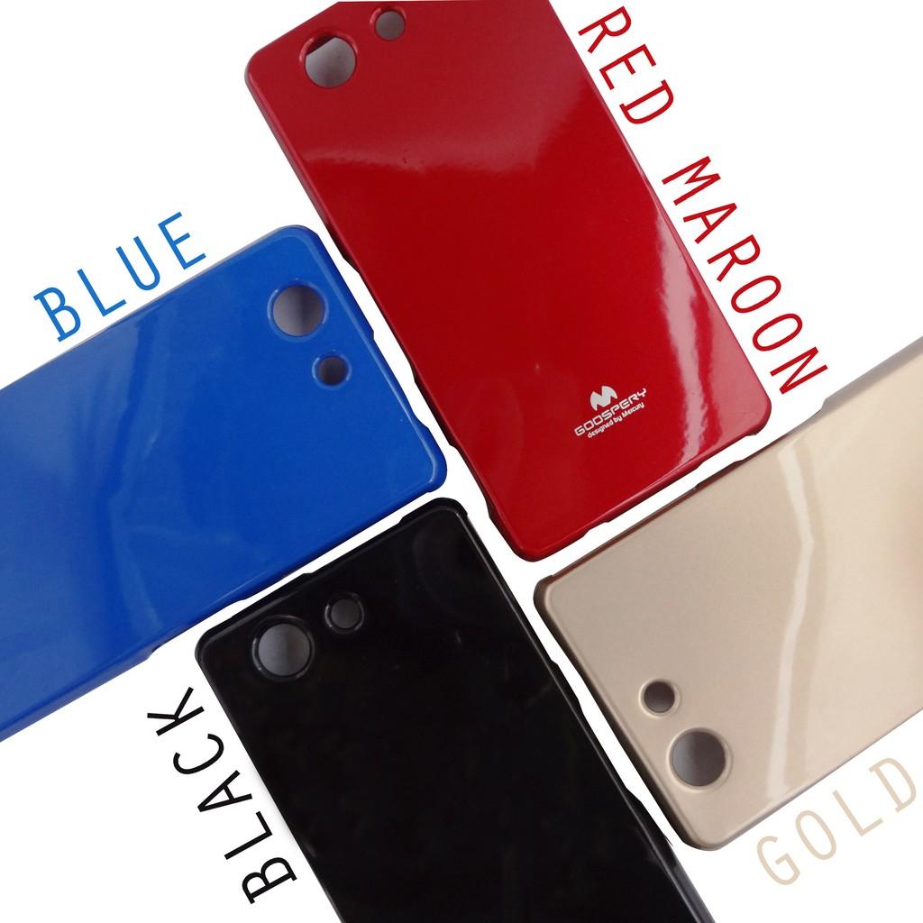 Samsung Galaxy S7 Edge Original Mercury Goospery Soft Feeling Jelly Case Black Shopee Indonesia