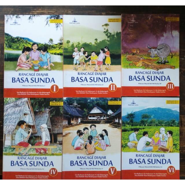 Kunci Jawaban Buku Pamekar Diajar Basa Sunda Kelas 4