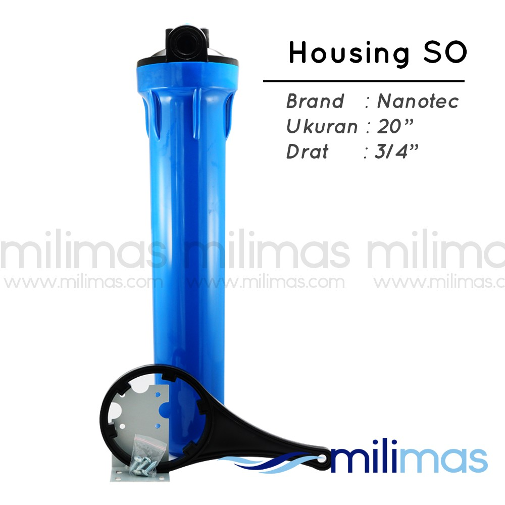 Nanotec Seal Cadangan Housing Double O Ring Shopee Indonesia Filter Air 10 Clear Drat 3 4