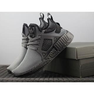 ADIDAS NMD XR1 Triple Black High Premium Original Sepatu Shoes