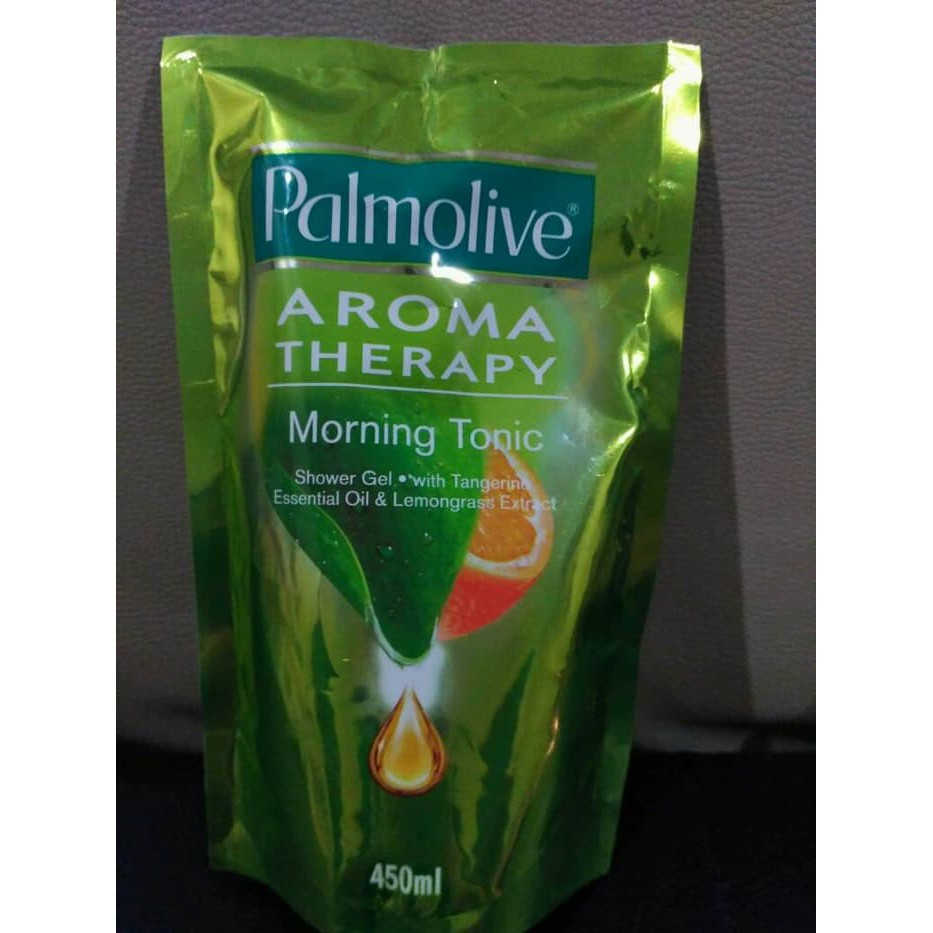 Palmolive Shower Gel Morning Tonic 450ml 2pcs Daftar Harga Terbaru Showergel Sensual Ayurituel Joyous Refill