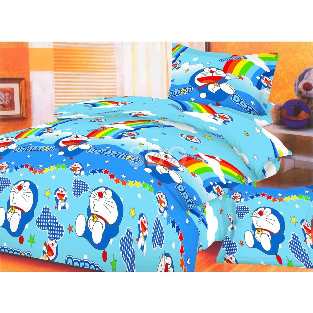 Little Pony Classic Sprei Shopee Indonesia Chelsea Rosewell Bed Cover Set 180x200 Microtex Emboss 24 Biru