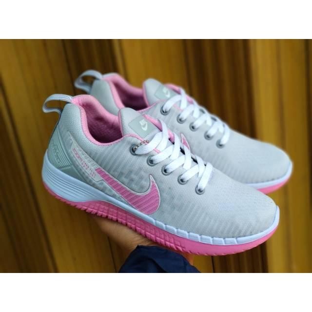 Sepatu Sneakers Wanita Sepatu Sport Sepatu Terbaru Nike Zoom