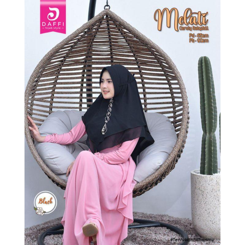 Melati Daffi Hijab