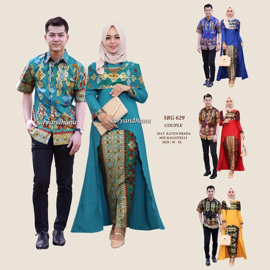 Sarimbit couple sarimbit batik couple batik baju batik pasangan batik  sarimbit batik couple pakaian  5fb01e7824