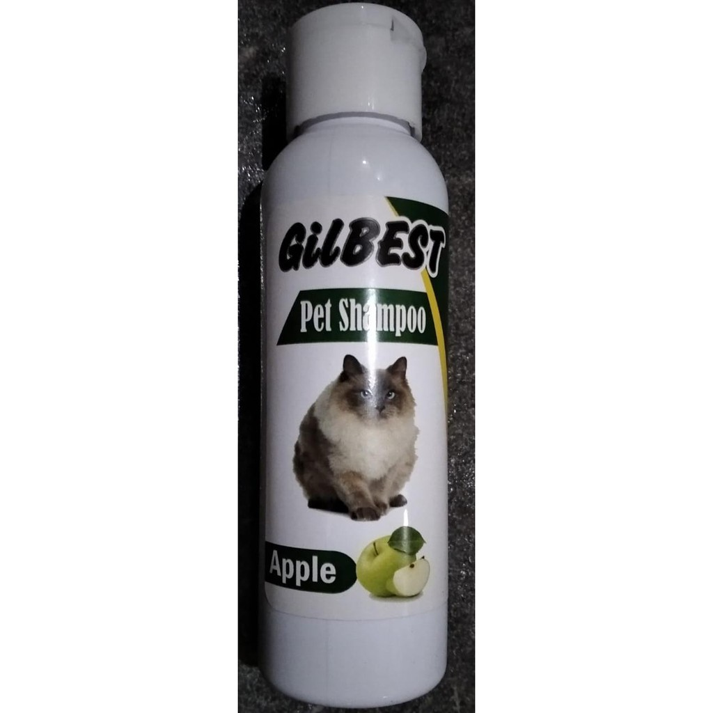 SHAMPO Shampoo kutu jamur Kucing kelinci GILBEST 100ML Sampo Shampo Cat Dog MURAH