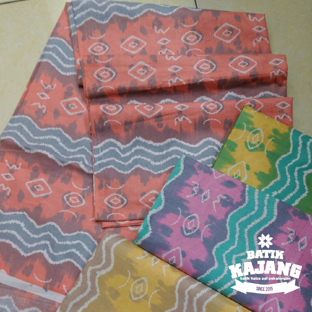 Kain Batik Dobby Doby Dobi Dolby Dolbi Print Printing Cap Tulis Solo  Seragam Murah Pastel Polos  14723c474d