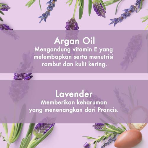 Love Beauty And Planet Vegan Shampoo Argan Oil & Lavender for Frizzy & Calming Hair 200 ml-4
