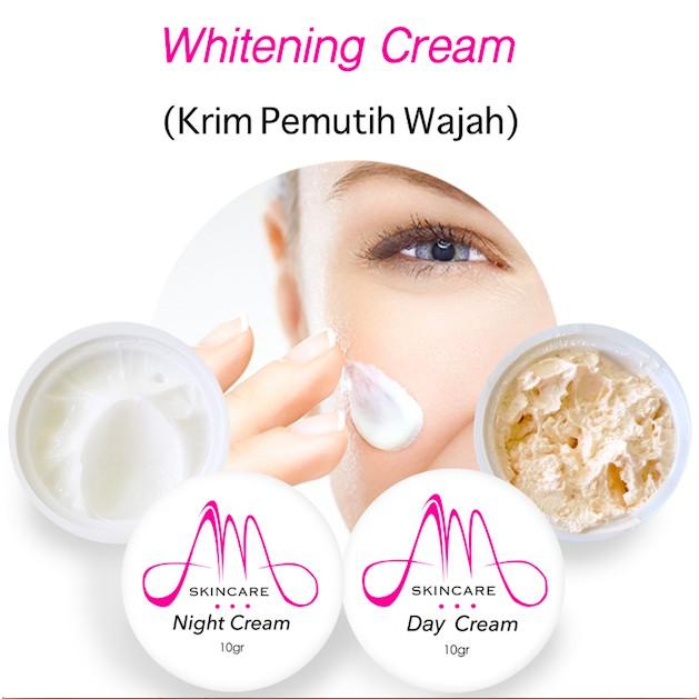 aura beauty paket complete pemutih wajah dengan cepat aman BPOM a4123 | Shopee Indonesia
