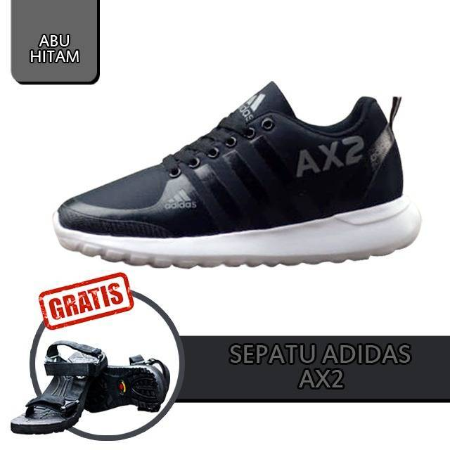 Sepatu Running Lari Adidas Galaxy 4 M Grey White BB3565 Original BNIB  f93cd75370
