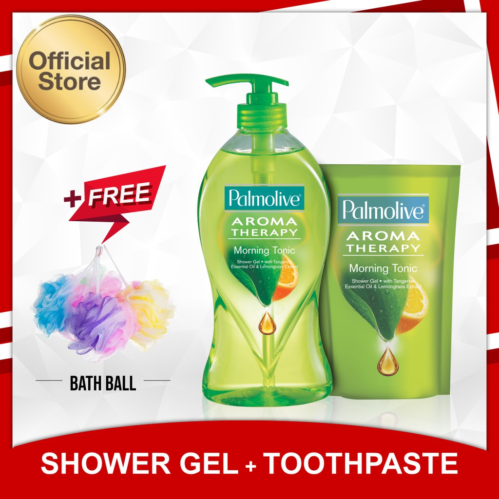 Palmolive Aroma Therapy Morning Tonic Shower Gel Sabun Mandi Sensual 750ml Refill 450ml Twinpacks Shea Butter Susu 500ml Shopee Indonesia