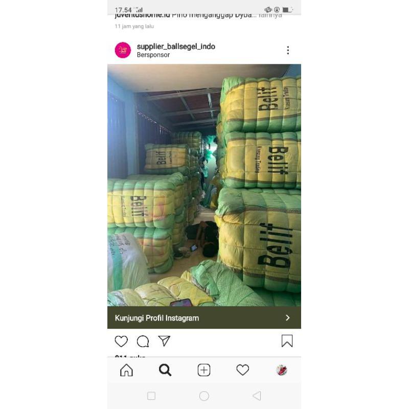 paket usaha bal segel hoodie 100 kg kode KST KOREA
