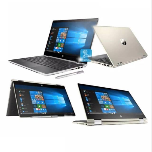 Laptop Hp Pavilion X360 14 Cd102xtx I3 8145u Mx130 2gb Shopee Indonesia