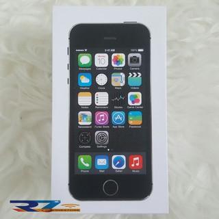 Box/Dus/Kotak iPhone 5S Black