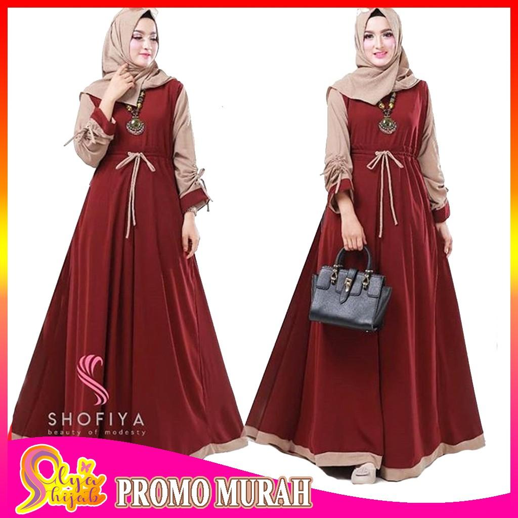 baju gamis kekinian - Temukan Harga dan Penawaran Dress Muslim Online  Terbaik - Fashion Muslim November 2018  97b66a40e7
