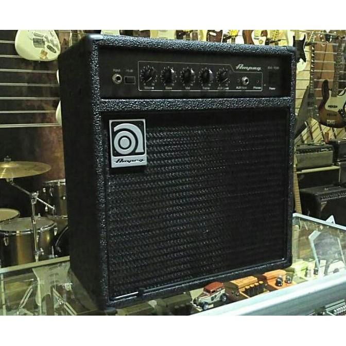 Ampli Bass Ampeg BA 108V2 (8 Inch)   Amplifier Gitar & Bass   alat music