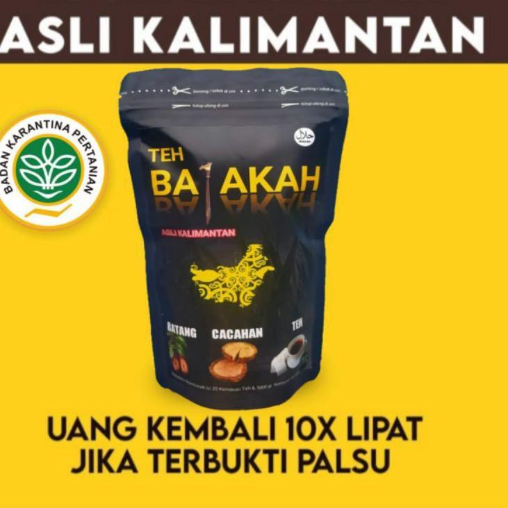 Bisa COD Teh Celup Bajakah/bajakah Asli Kalimantan/akar bajakah asli kalimantan Super Premium