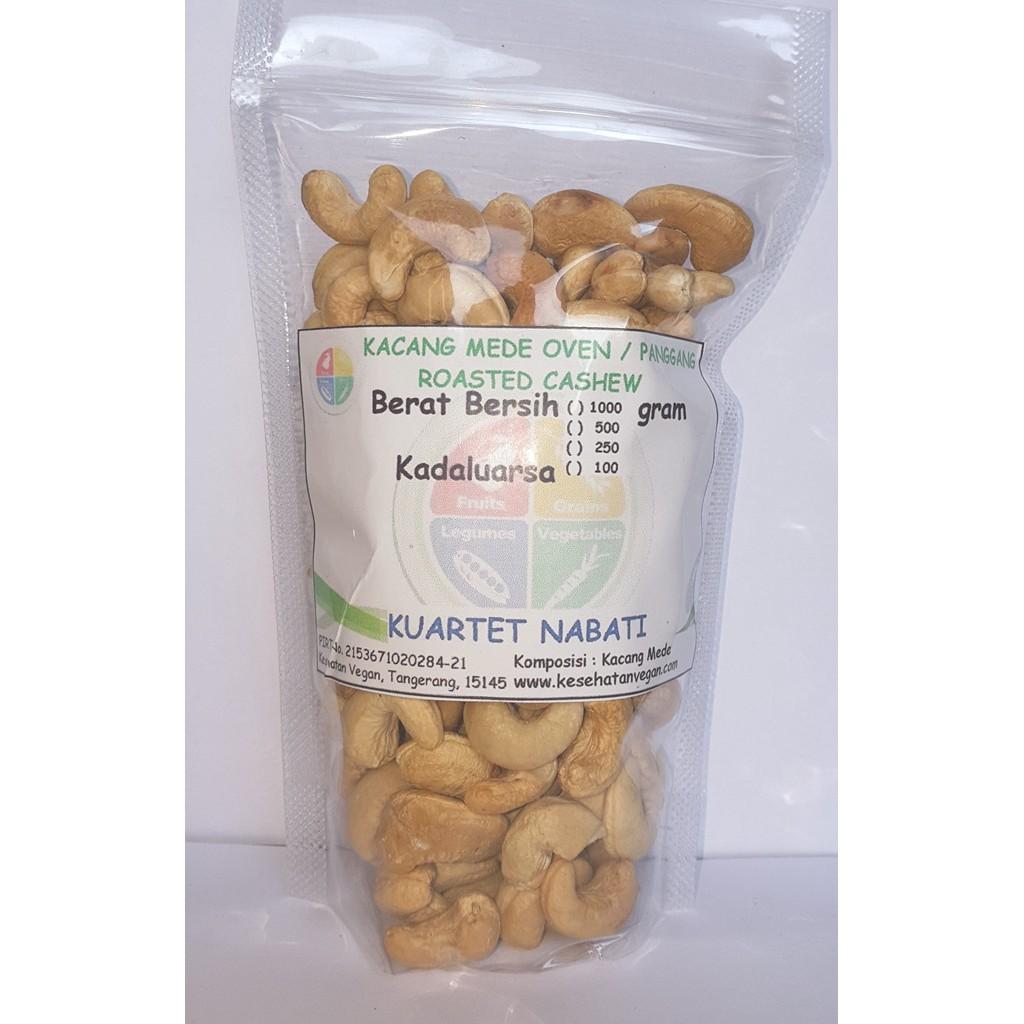 Kacang mede matang grade super asli Wonogiri kemasan 1kg | Shopee Indonesia