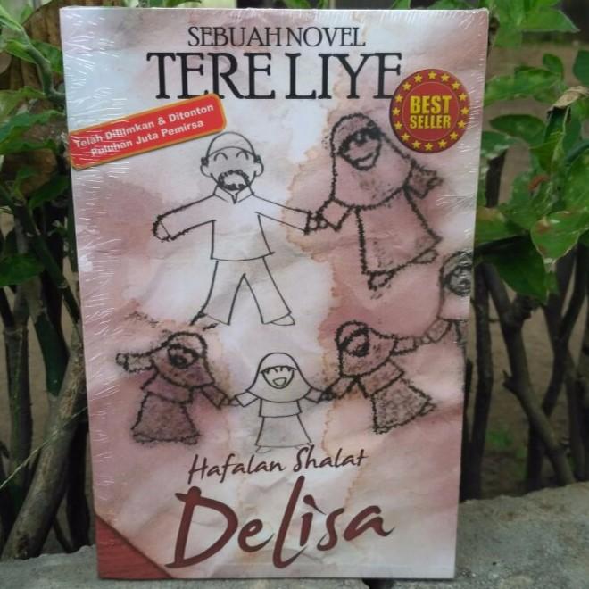 3000+ Gambar Cover Novel Hafalan Shalat Delisa  Paling Baru