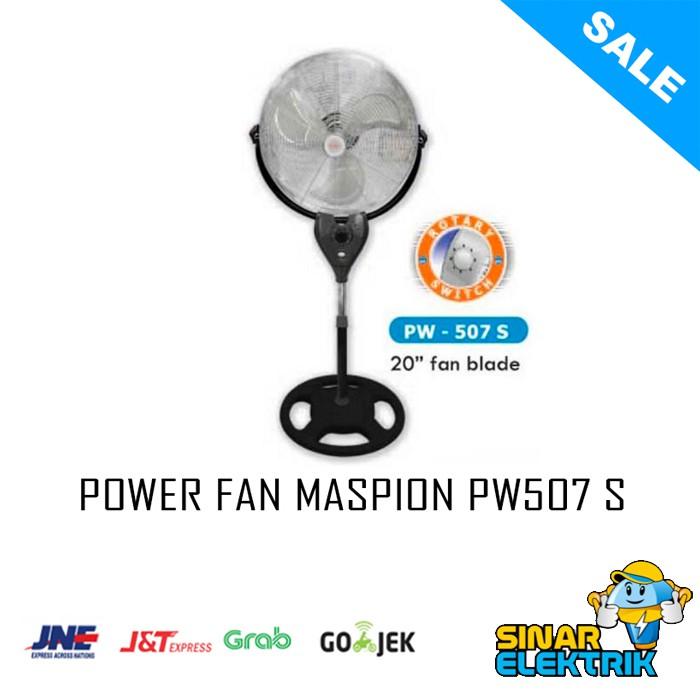 Kipas Angin Berdiri    Power Fan Maspion