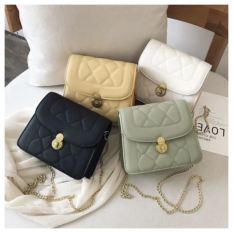 Tas Selempang Wanita Fashion Korea Style Slingbag Import ...