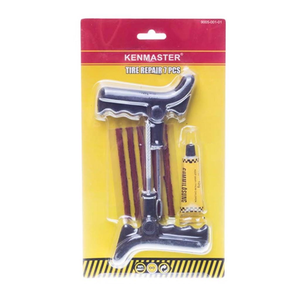 Kenmaster Sikat Kawat Mini 7 Inch 3 Pcs Shopee Indonesia Toolbox Tool Box Kecil B 250