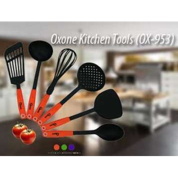 Oxone OX-953 Sendok Masak, Spatula Bahan Nylon, Kitchen Tools, Ox 953 Codet Sutil WL Shop | Shopee Indonesia
