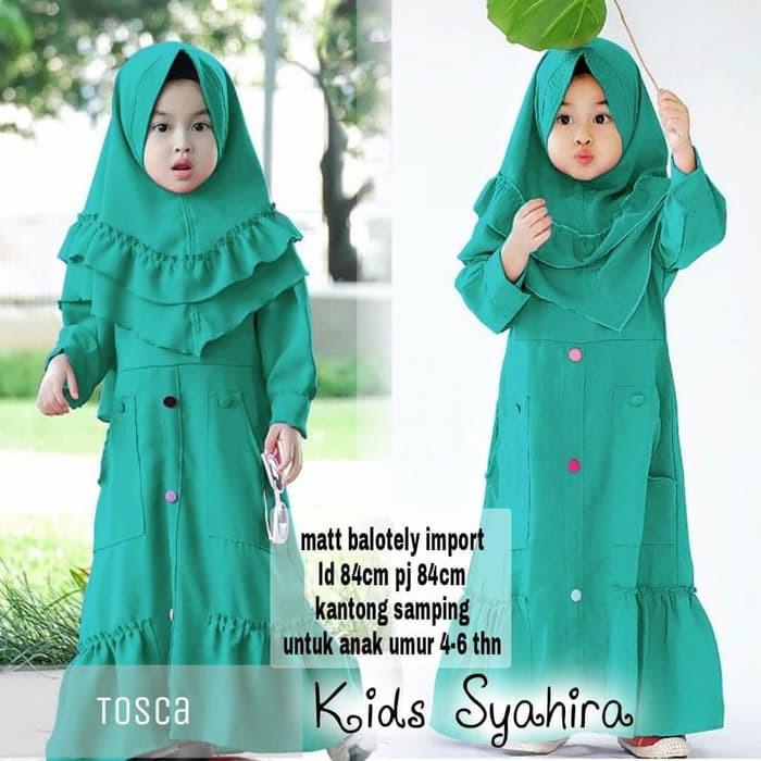 gamis anak - Temukan Harga dan Penawaran Pakaian Anak Perempuan Online Terbaik - Fashion Bayi & Anak April 2019 | Shopee Indonesia