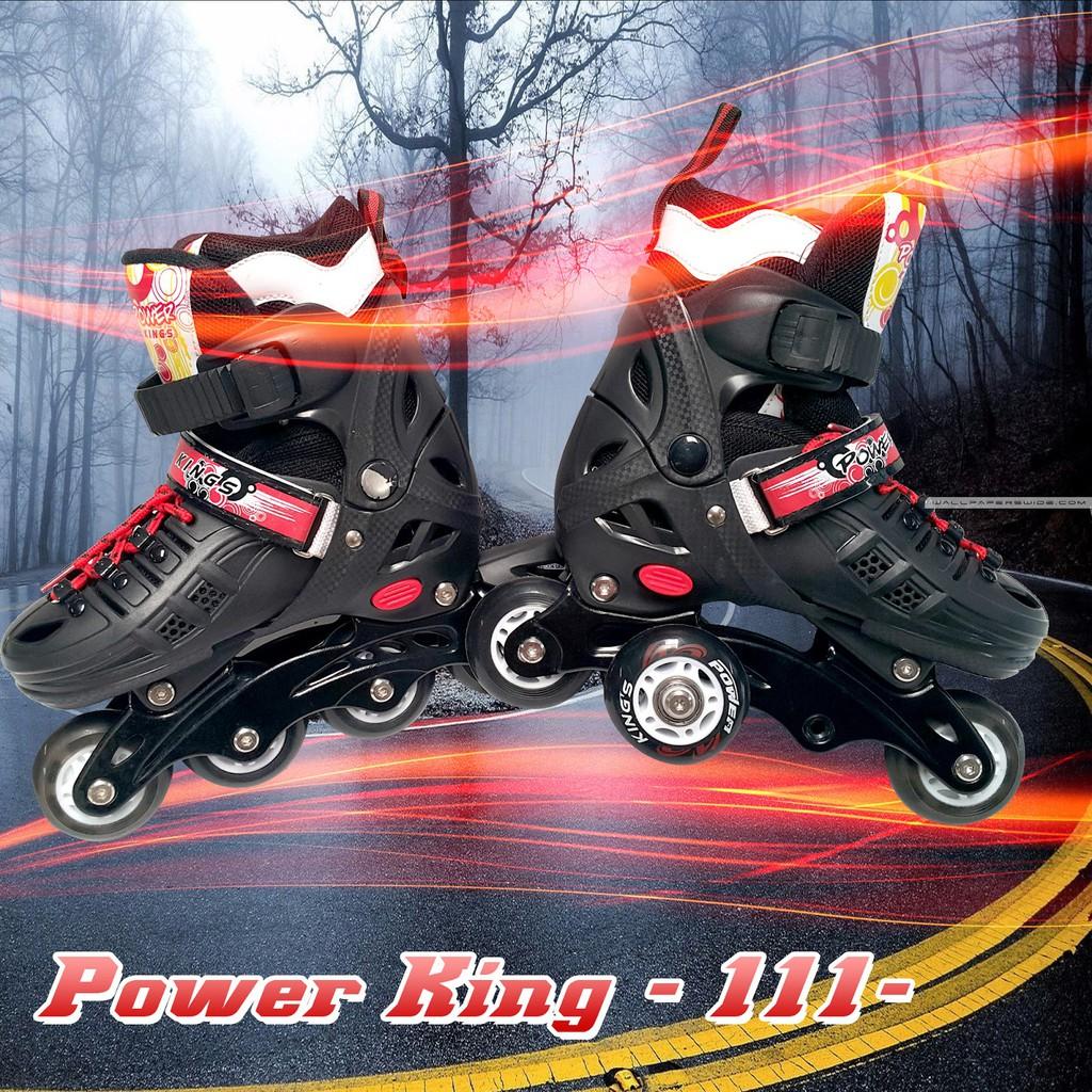 Sepatu Roda Inline Skate Power Aosite Type 1000 Pvc  6302d75ac4