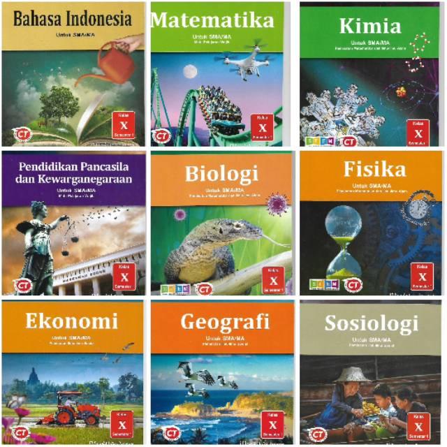 Buku Lks Pr Kelas 10 11 12 Sma Ma Semester 1 Tahun 2020 2021 Penerbit Intan Pariwara Shopee Indonesia