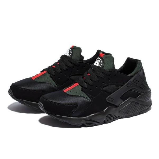 Huarache Gucci Black Sneakers Runnning Shoes