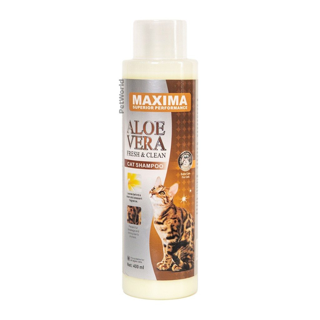Maxima Cat Dry Skin Shampoo - Pet Moisturizing Shampo Kucing Hewan-2