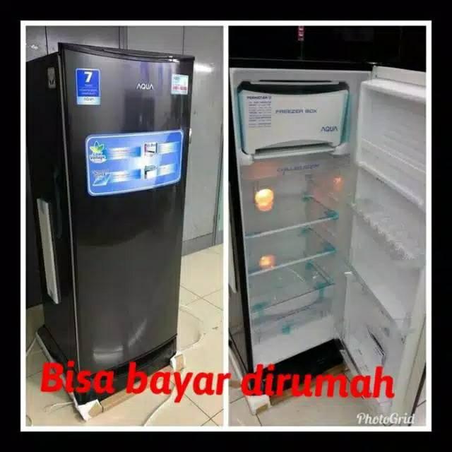 Kulkas Sanyo Aqua 1 Pintu Aqr D190 Ds Garansi Kompresor 7
