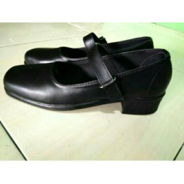 Sepatu Paskibra Wanita Sepatu Pantofel Wanita Shopee Indonesia